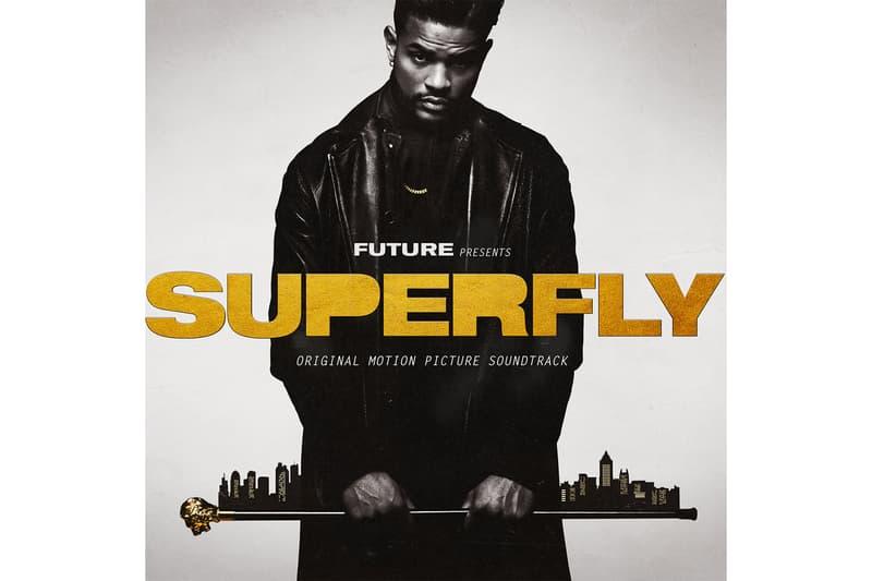 Future Superfly Director X Soundtrack Young Thug Lil Wayne Miguel Scar Sleepy Brown PARTYNEXTDOOR 21 Savage