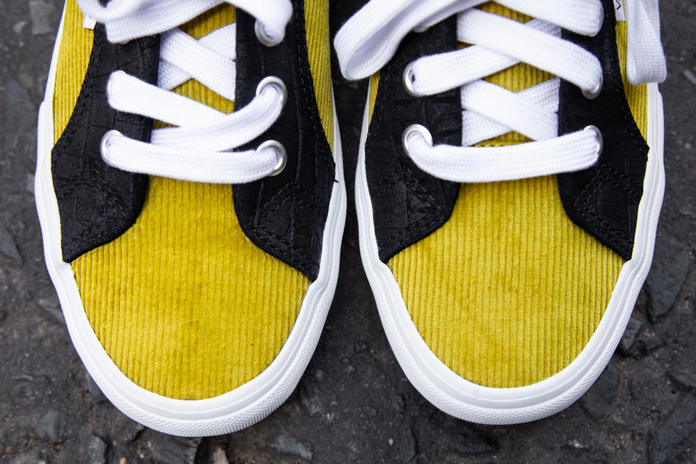 Supreme Vans Collab Collaboration Lampin Sk8-Mid Spring 2018 Collection Footwear Skateboarding New York Vans Old Skool Waffle Shoe Trainer Collaboration Collab