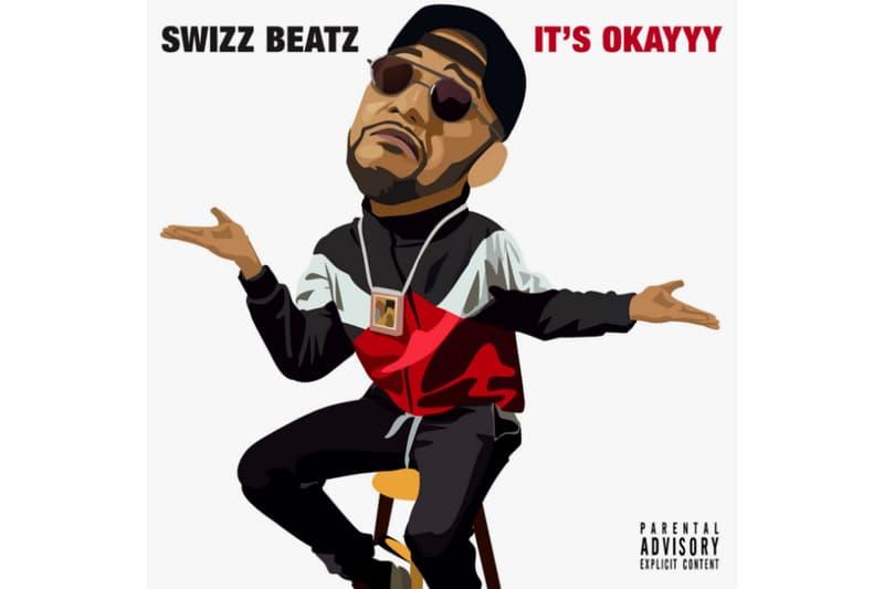 Swizz Beatz Its Okayyy Single Stream may 31 june 1 2018 release date info drop debut premiere tidal