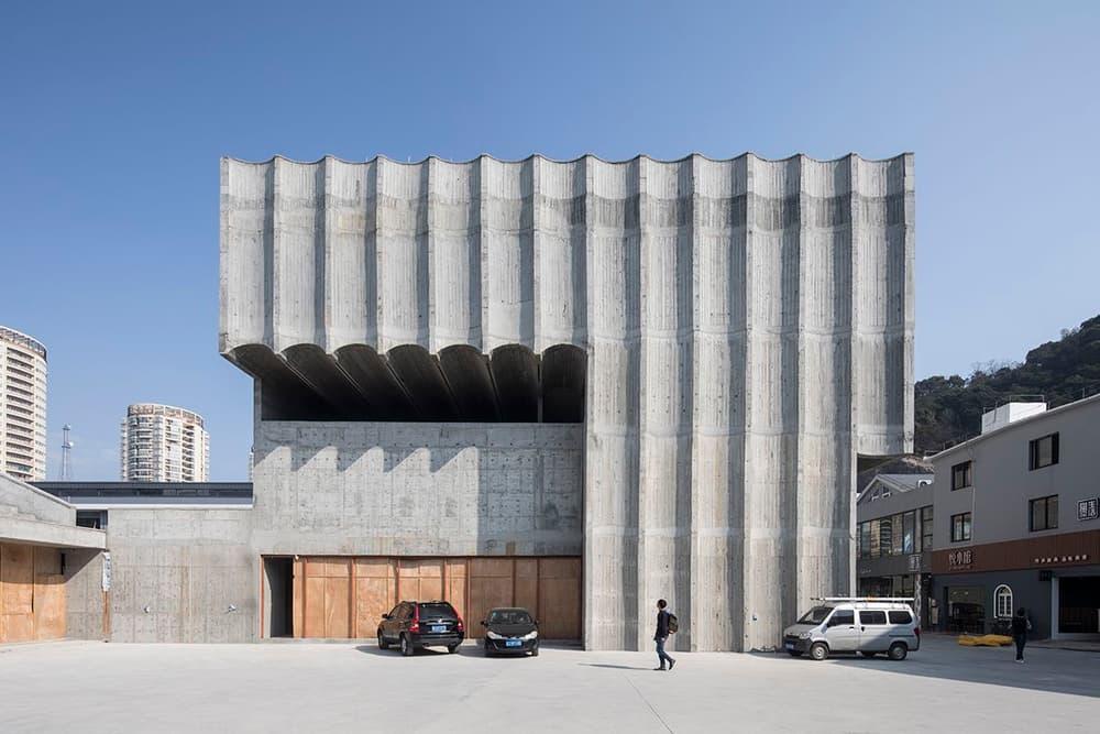 Taizhou Contemporary Art Museum Atelier Deshaus