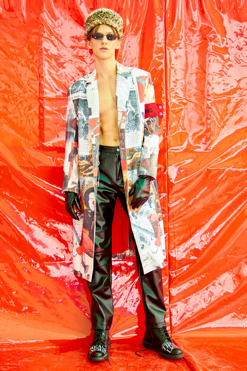 Takara wong beautiful derelict collection nakrob moonmanas wannawong takara thakorn bunka fashion school thailand punk subculture