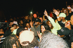 Here's an Exclusive Look Inside Teyana Taylor's 'KTSE' Album Listening Party