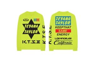 Teyana Taylor Releases 'KTSE' Merch