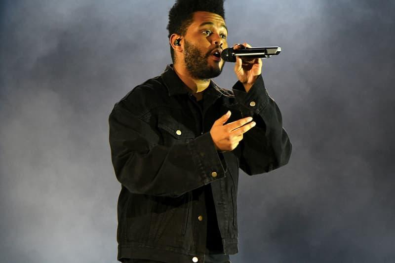 The Weeknd Apple Music Beats 1 Radio Show memento mori