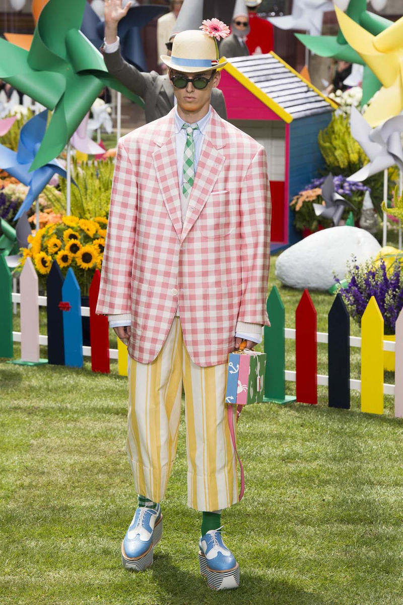 Thom Browne Spring/Summer 2019