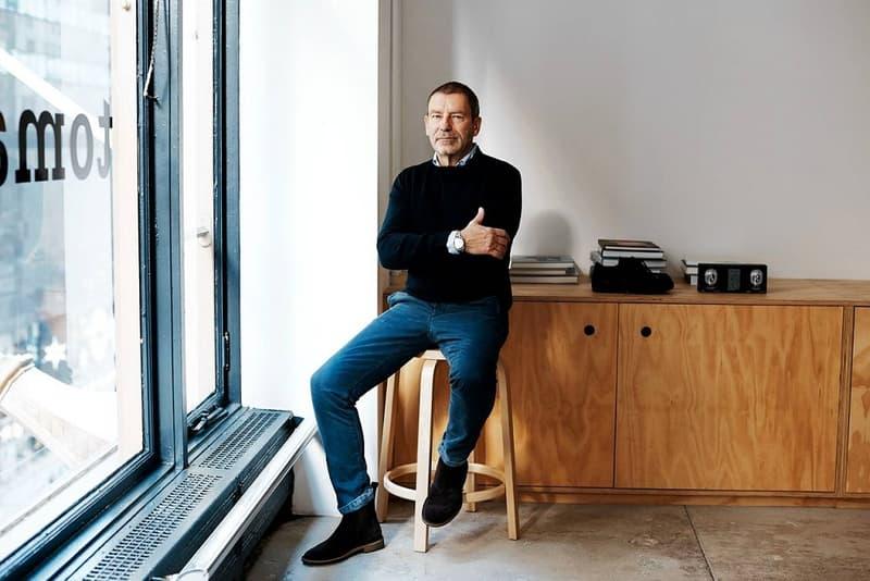 Tomas Maier leaves exit Left Bottega Veneta kering creative director 2018