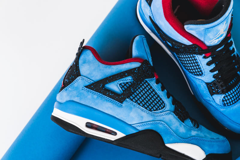 Travis Scott Air Jordan 4 cactus jack 2018 june footwear jordan brand michael  jordan houston oilers c5520688e