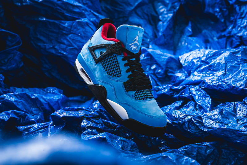 hot sale online f35b0 d2d82 Travis Scott x Air Jordan 4