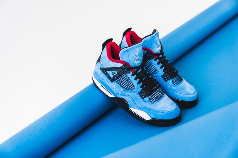 newest 8ff16 c8913 Travis Scott Air Jordan 4 cactus jack 2018 june footwear jordan brand michael  jordan houston oilers