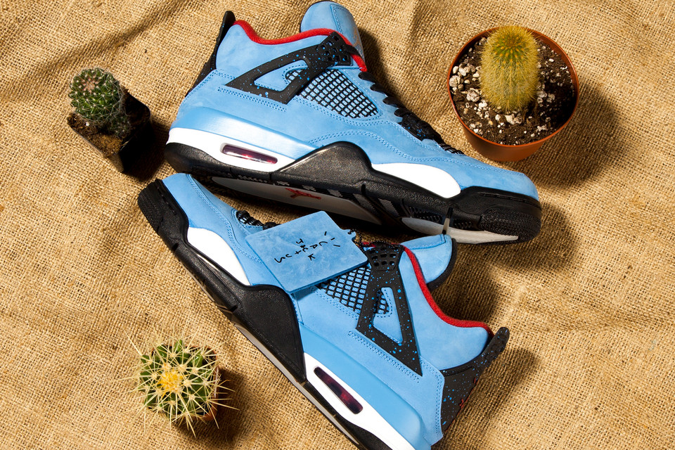 2af0ea77ee62e0 Travis Scott x Nike Air Jordan 4