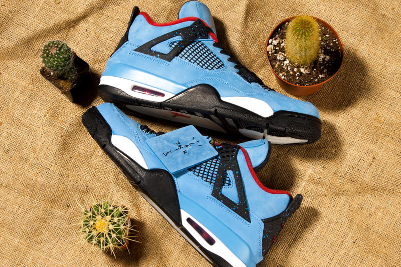 f13cd21a24ac15 Travis Scott Nike Air Jordan 4 Cactus Jack Release Date Info Drops June 9  2018 University