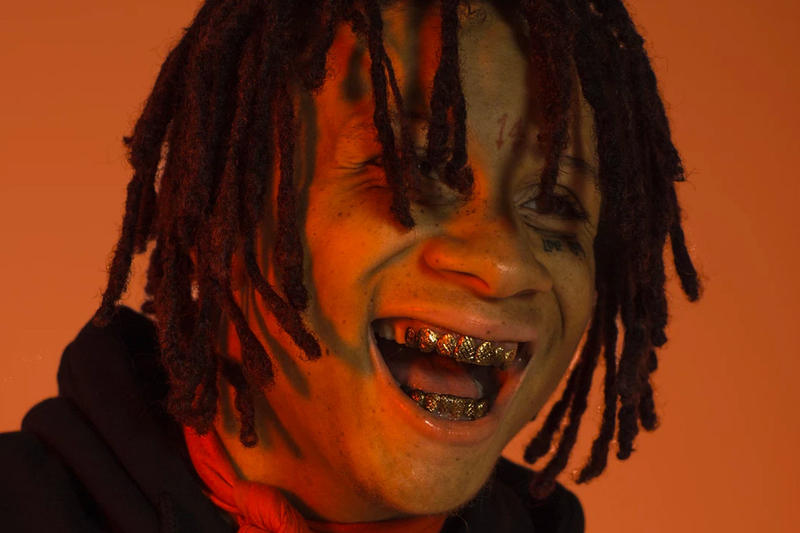 Trippie Redd Travis Scott Dark Knight Dummo Platinum Recording Industry Association of America RIAA