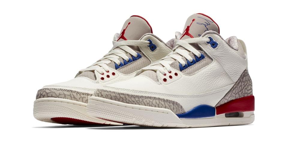 027223d590d2 Air Jordan 3