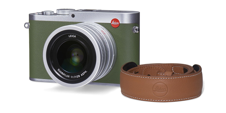 "Leica Q ""Safari"" Edition Announced for Japan"