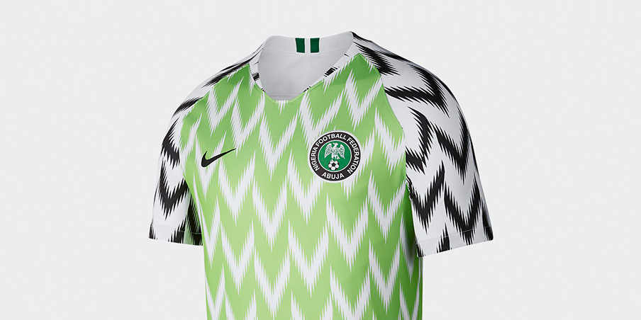 2c399399e Nigeria 2018 FIFA World Cup Kit Resell Price