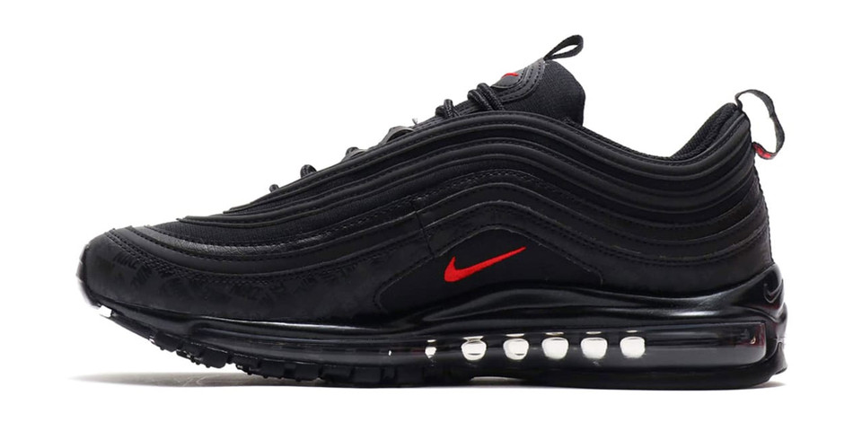 competitive price dddd8 0d465 Nike Highlights Branding on This New Air Max 97   HYPEBEAST