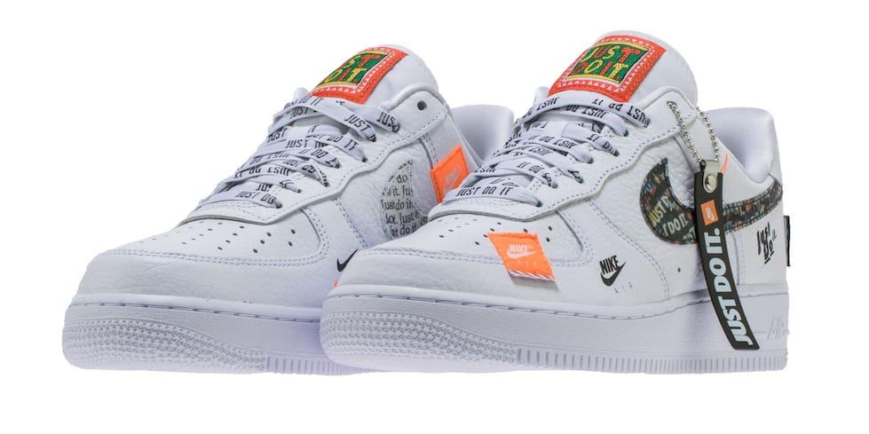 Nike Air Force 1 '07 Premium White