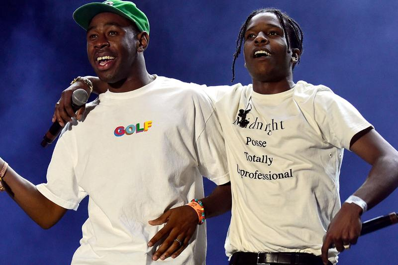 Tyler, The Creator ASAP Rocky Sneakers diss video