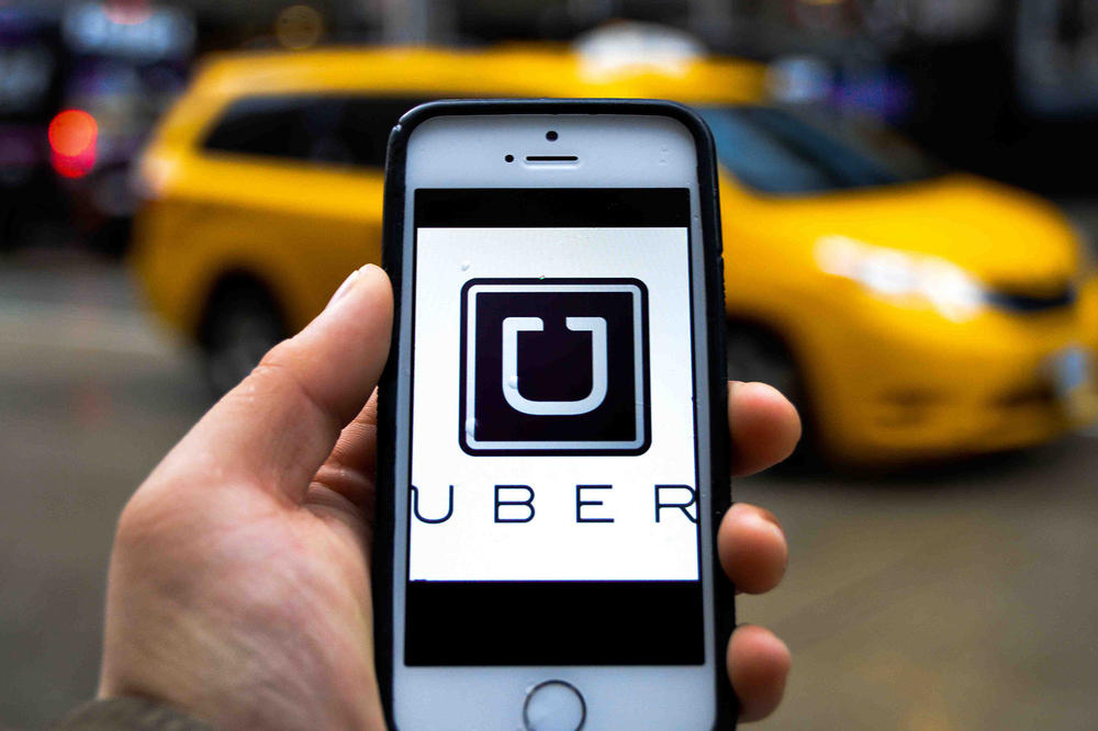 Uber Trademark Patent Drunk Passengers AI