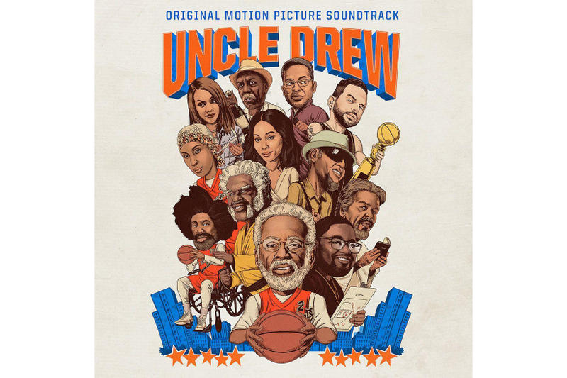 Uncle Drew Soundtrack Stream kyrie irving movie june 15 2018 release date info drop debut premiere spotify apple music