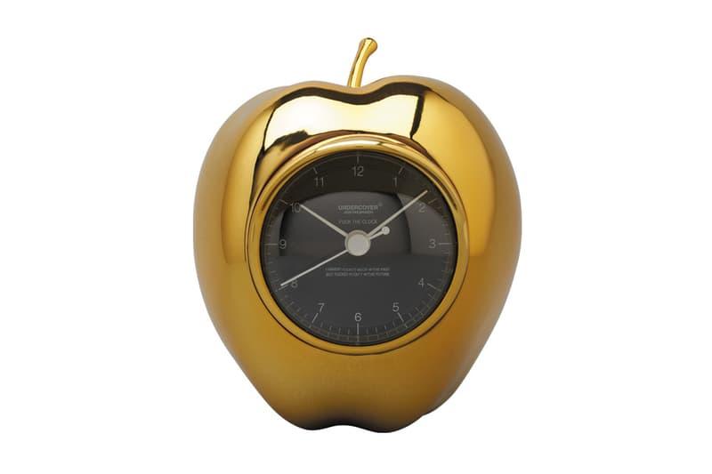 UNDERCOVER Medicom Toy Golden Gilapple Clock collaboration june 16 2018 release date info drop