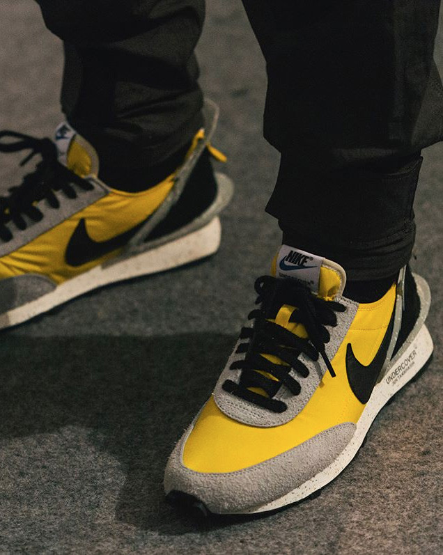 Nike Waffle Racer \u0026 Converse Chucks