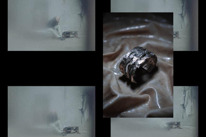 Tobias Birk Nielson Oss 'UNDR TH SKN' Collaboration jewelry silver argentina handmade copenhagen buenos aires