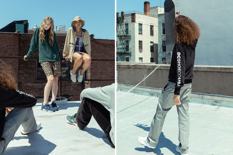 DC Shoes E.Tribeka 2018 Spring/Summer Lookbook
