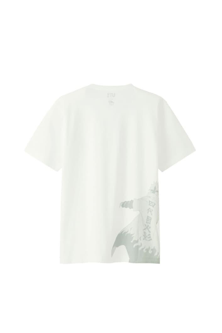 uniqlo shonen jump ut collaboration tee shirts naruto