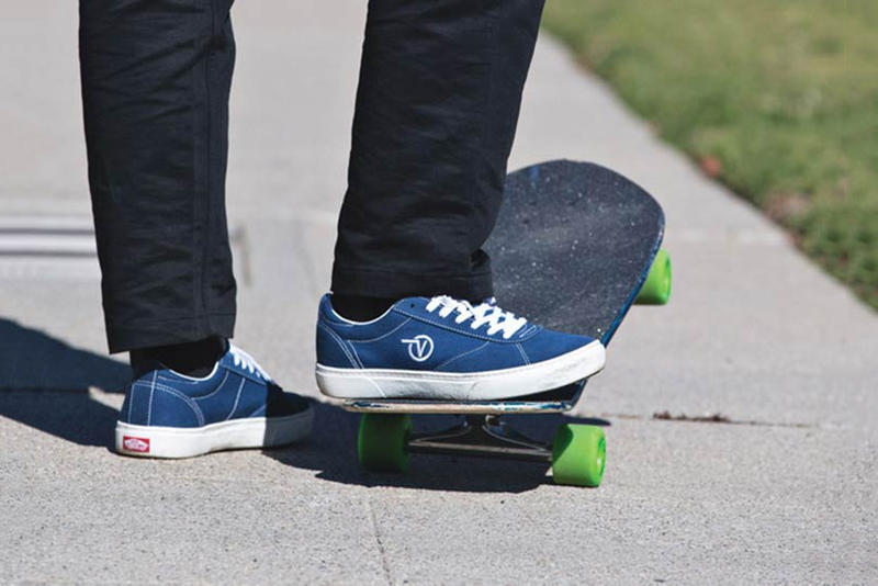 Vans Paradoxxx Release Dark Denim release info Dane Reynolds surfer sneakers footwear