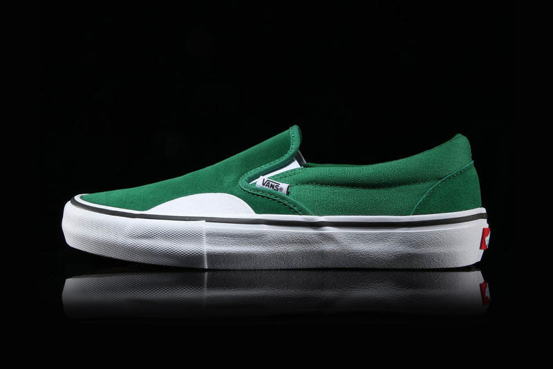Vans Skateboarding Rubber Cap Skate Pack Release info Era Pro Slip-On Pro AV Classic Pro half moon rubber patch available now footwear