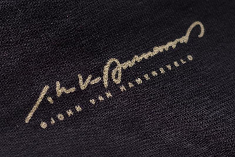 Vault by Vans John Van Hamersveld T-Shirts Johnny Face Thundercloud release info black