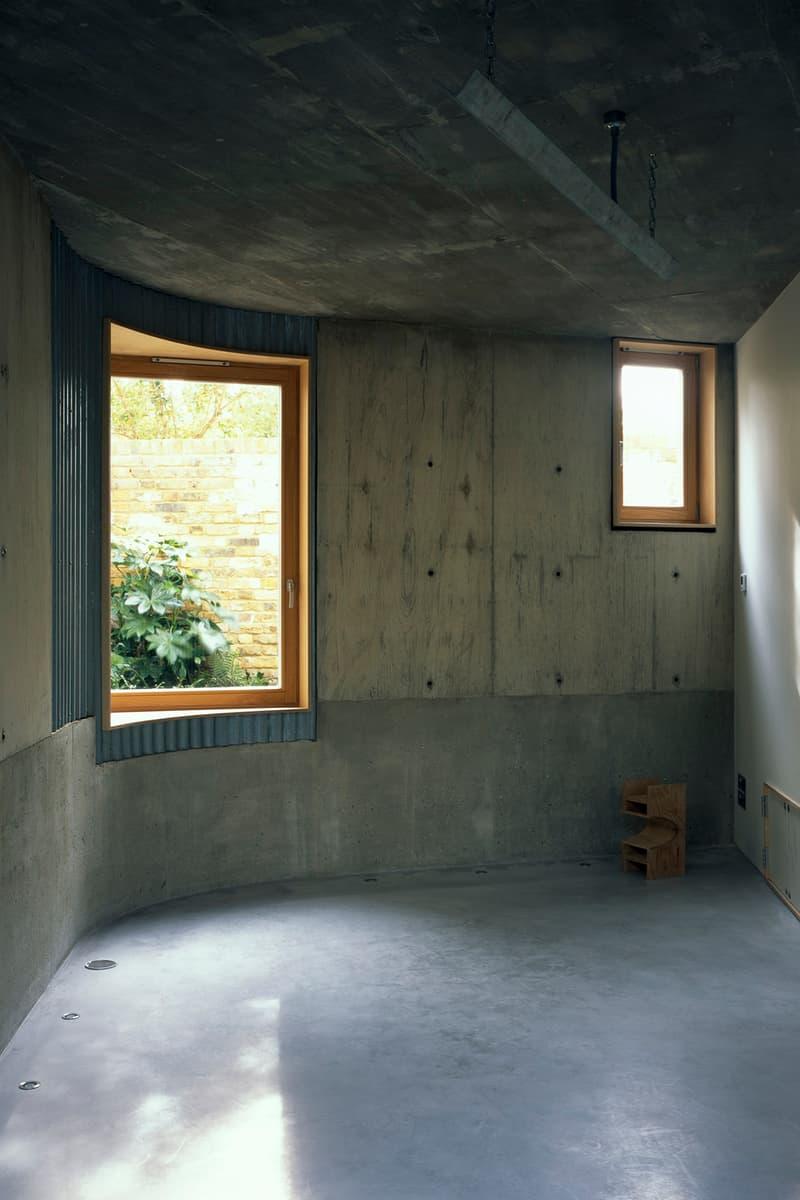 VEX Chance de Silva Architects London Houses Modern Wooden Interior Exterior Music Modernism