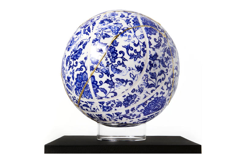 This Porcelain Basketball Will Cost You $2,500 USD