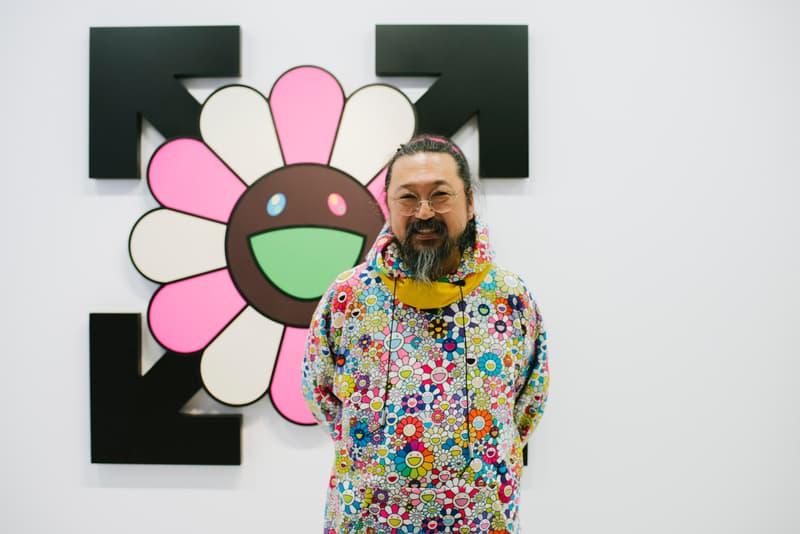 "Virgil Abloh & Takashi Murakami's ""TECHNICOLOR 2"""
