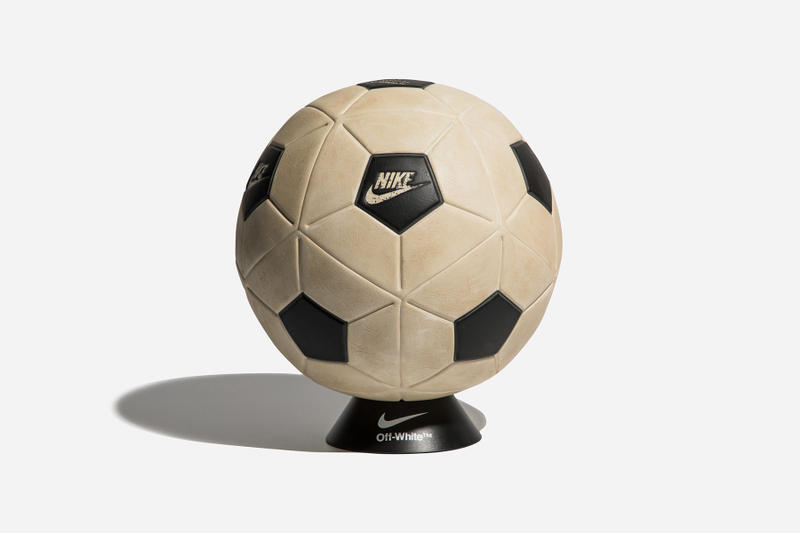Nike x Off-White™ Magia Match Ball Closer Look | HYPEBEAST