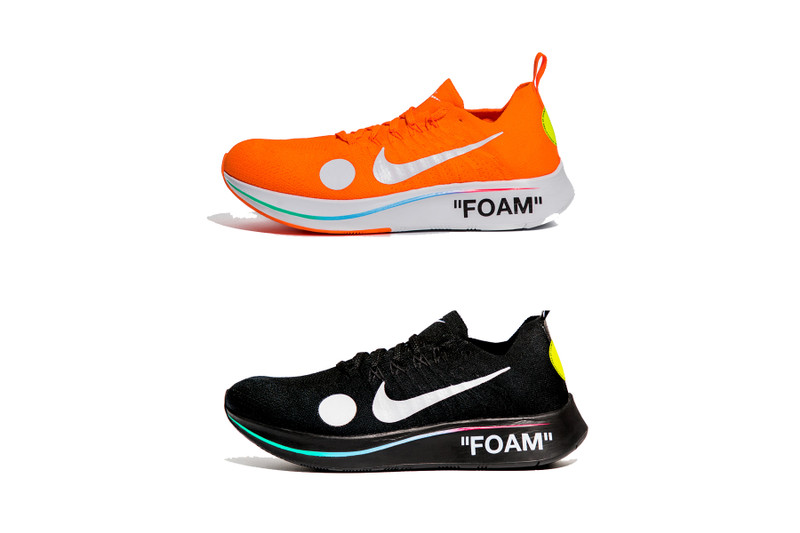 55cb3b7548302a A Closer Look at the Virgil Abloh x Nike Zoom F..