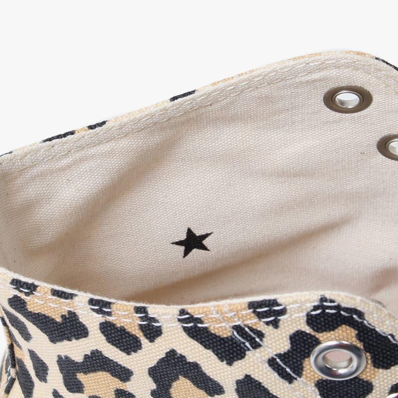e399eb8ecfe1 Converse Wacko Maria Chuck Taylor All Star High Hi Leopard Print Release  Information Details Drop Date