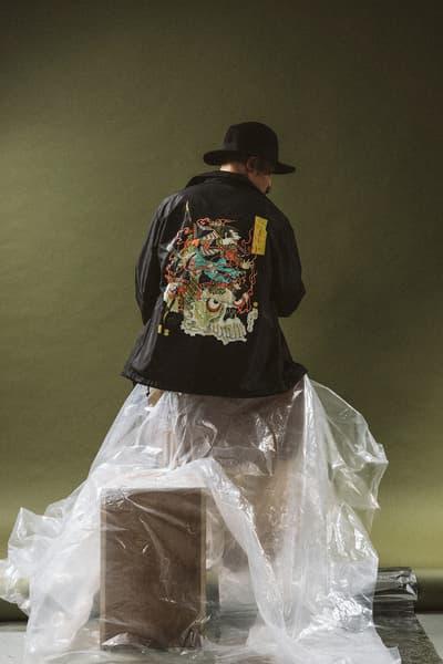 WACKO MARIA Spring Summer 2018 Editorial HBX hypebeast store june 6 2018 release date info drop collection guilty parties