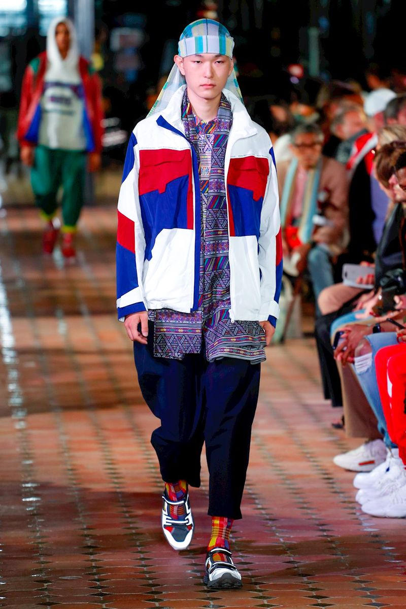 White Mountaineering Spring/Summer 2019 Collection