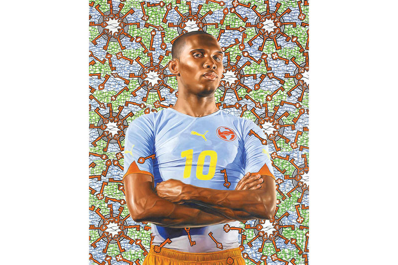 perez art museum miami fifa world cup exhibition kehinde wiley artworks paintings sculptures installations