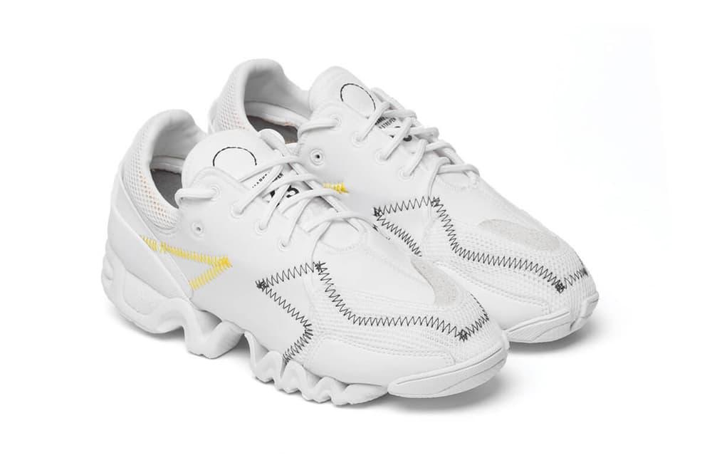 Y-3 Ekika Sneaker White Yohji Yamamoto adidas Fall/Winter 2018