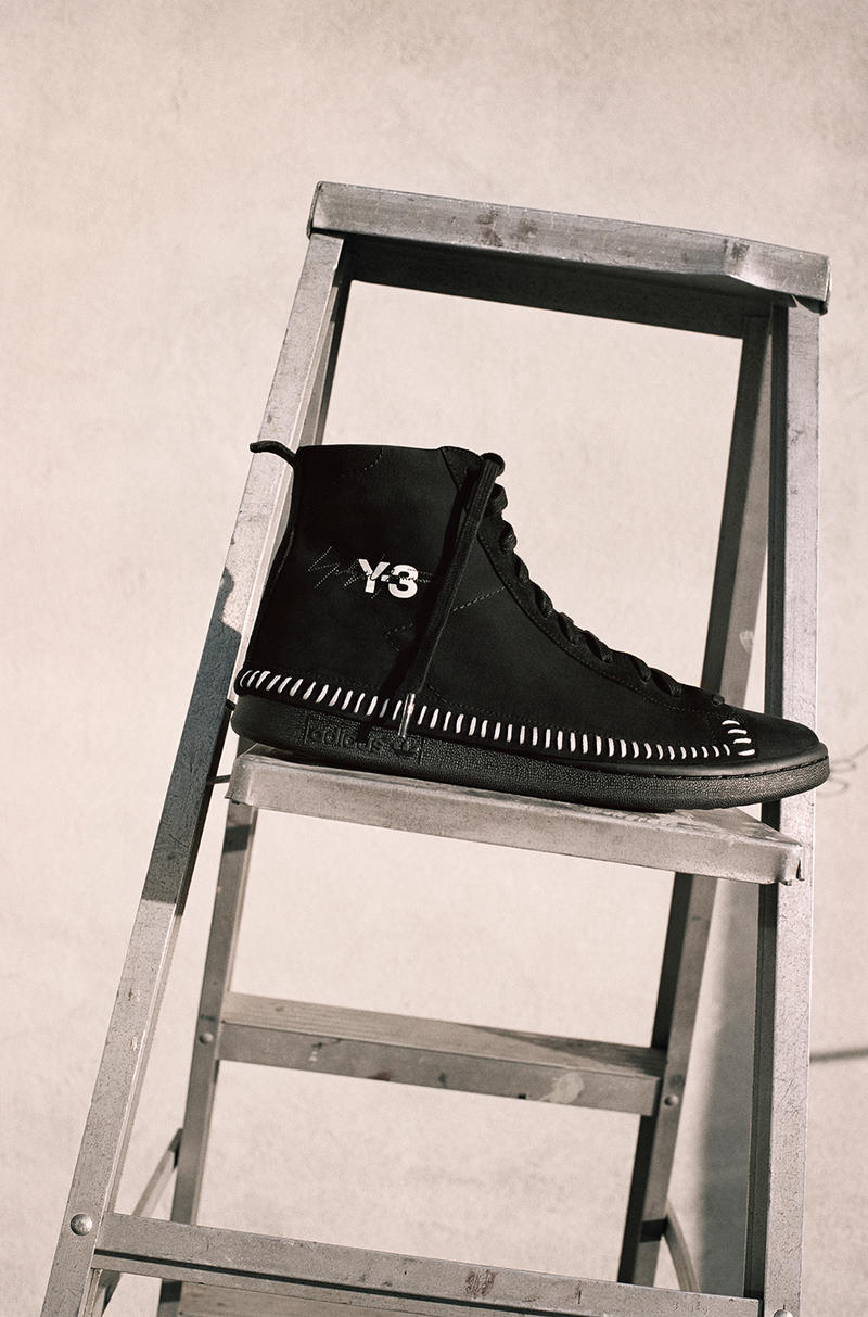 Y3 Fall Winter 2018 Chapter 1 Campaign collection yohji yamamoto adidas release date info drop advertisement
