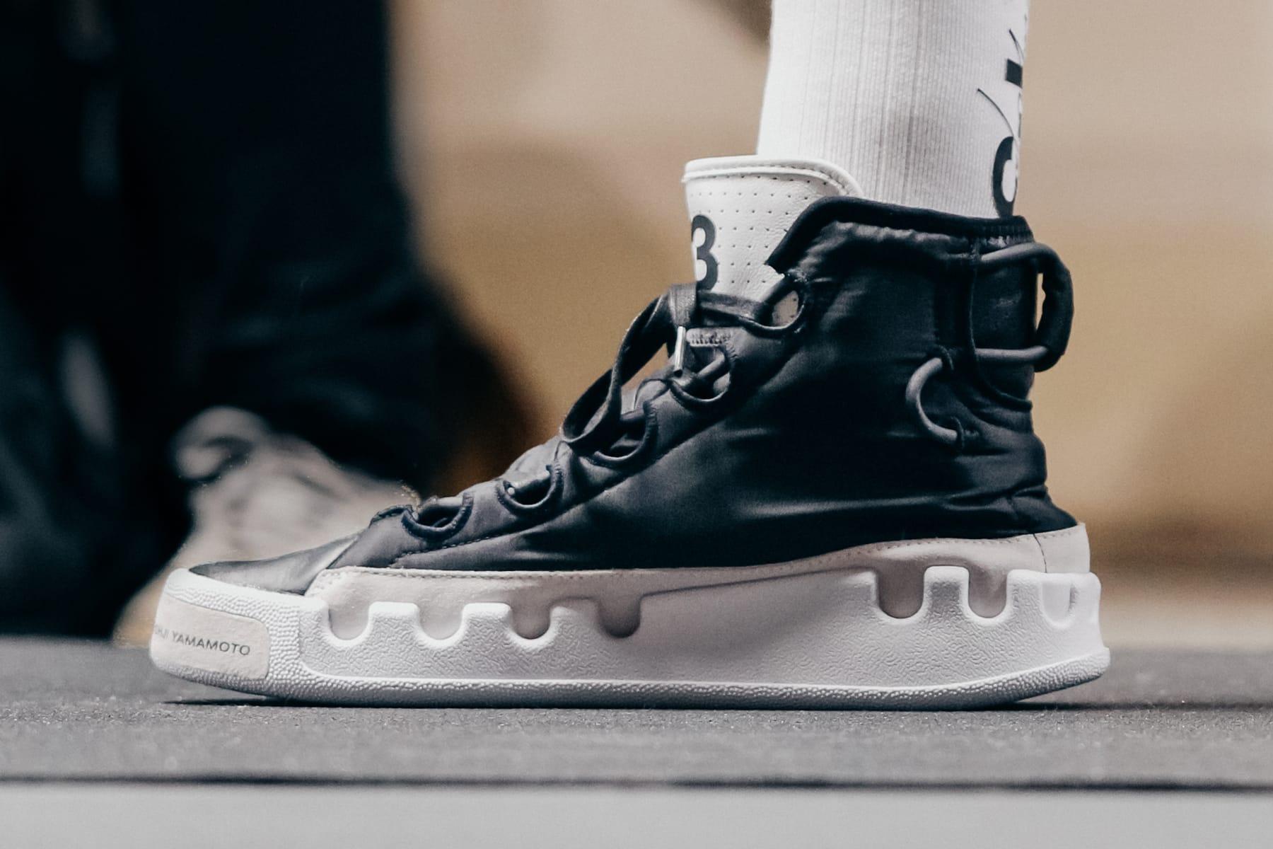 Y-3 Spring/Summer 2019 Footwear   HYPEBEAST