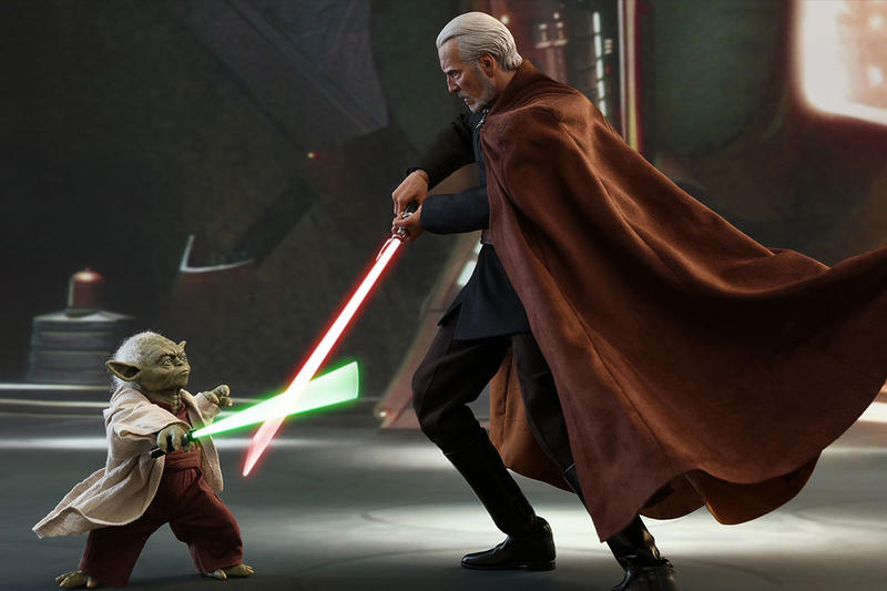 Hot Toys Unveils New Yoda Figurine star wars clone wars