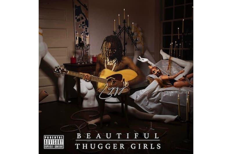 Young Thug 'Beautiful Thugger Girls' Album Stream