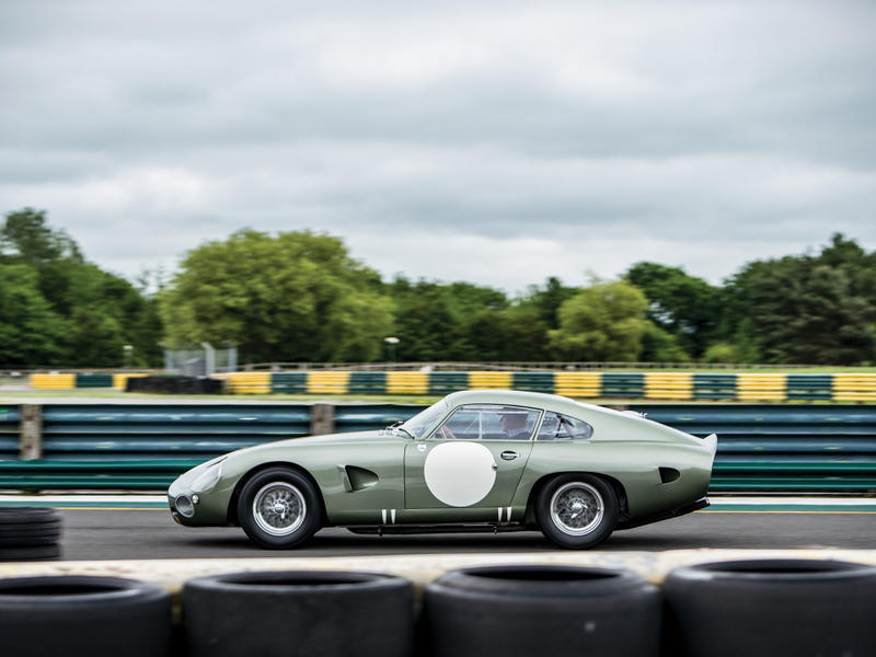 1963 Aston Martin DP215 Grand Touring Prototype Sothebys Auction 20 million usd