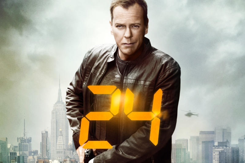 '24' Show Series Prequel Fox Jack Bauer Kiefer Sutherland Legacy