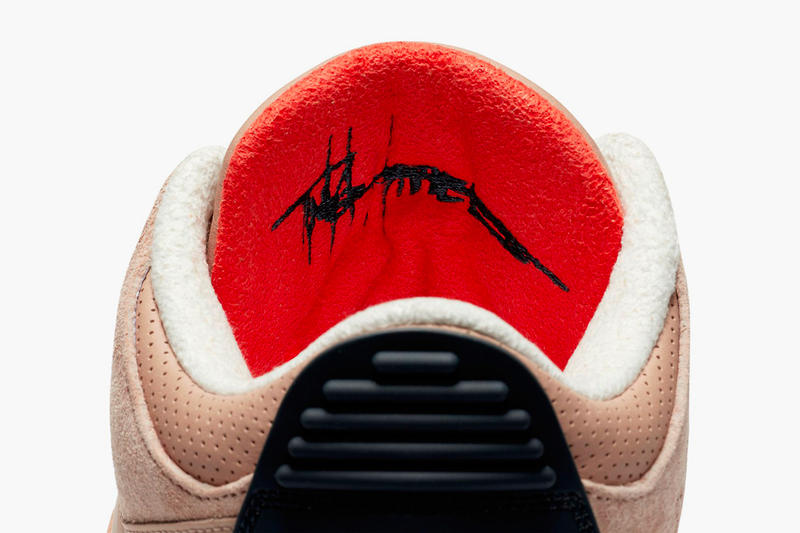 Justin Timberlake Air Jordan 3 JTH Bio Beige Official Look Release Info Nike BRand