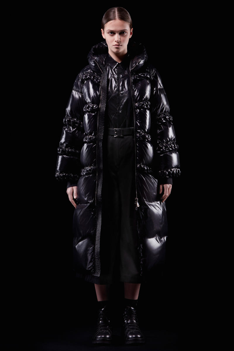 Moncler Noir Kei Ninomiya collaboration 6 genius lookbook collection full closer look official july 25 2018 drop release date launch buy purchase sale sell dover street market